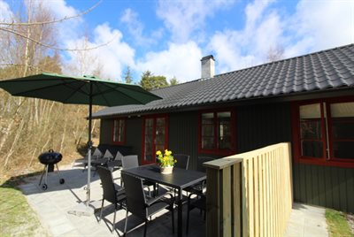 Holiday home in a holiday village, 95-9049, Dueodde Ferieby