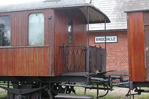 Station Bindeballe