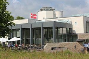 Bornholms Kunstmuseum – das Gebäude