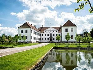 Clausholm Slot Fassade