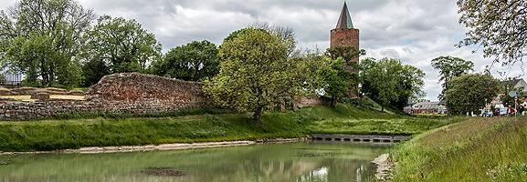 Opplev middelalderen på en helt ny og spennende måte på Danmarks Borgcenter – foto Per Rasmussen