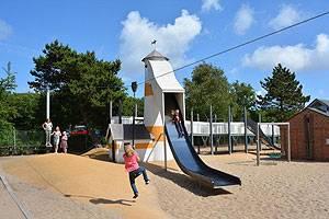 Fiskeri- og Søfartsmuseet legeplads