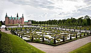 Det Nationalhistoriske Museum - Schloss und Garten