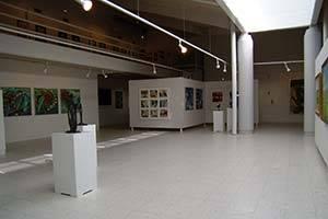 Del av utställningen
