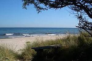 Gedesby Mølle Schöner Strand