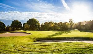 Golfklubben Storstrømmen hul 18