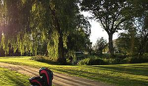 Golfklubben Storstrømmen klubhus