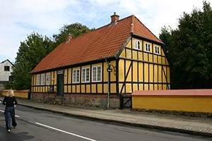 Hobro Museums fasad