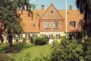 På Egnsmuseet Jacob Michelsens Gård i Aabenraa finns det utställningar och aktiviteter