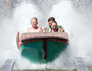 vandrutsjebanen congo splash