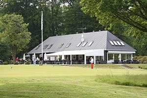 Klubbhuset til Kokkedal Golfklub