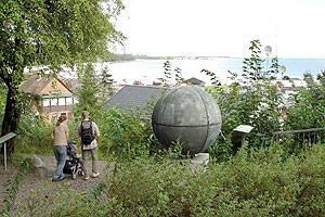Lemvig Museum Planetenpfad