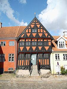 Middelfart Museum renæssancehus