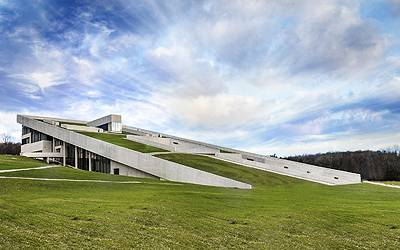 The new Moesgaard Museum is an architectural experience