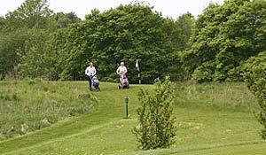 Nordborg Golfklub spillere