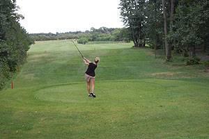 Øland Golfklub hul 12