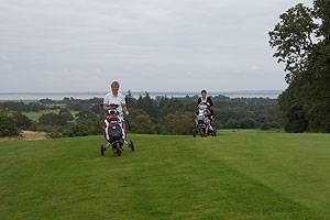 Øland Golfklub hul 5