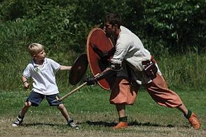 Ribe Vikingecenter Training
