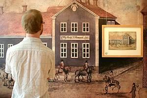 Ringkøbing Museum Stadtausstellung