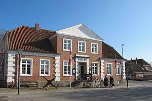Ringkøbing Museum Fassade