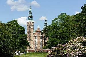 Rosenborg Castle and park