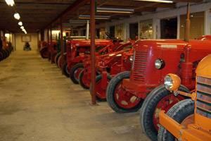 Sjællands Traktormuseum 1