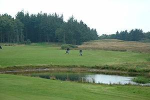 Struer Golfklub golfspillere