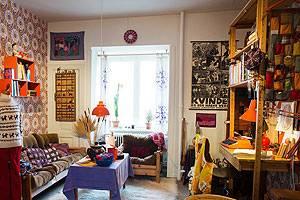 Tidens Samling - Wohnzimmer