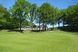 Trehøje Golfklub klubhus