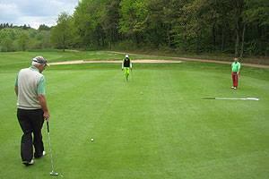 Trehøje Golfklub spillere