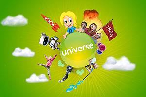 Universe identitet