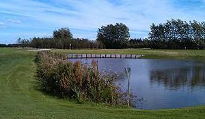 Varde Golfklub Loch 11
