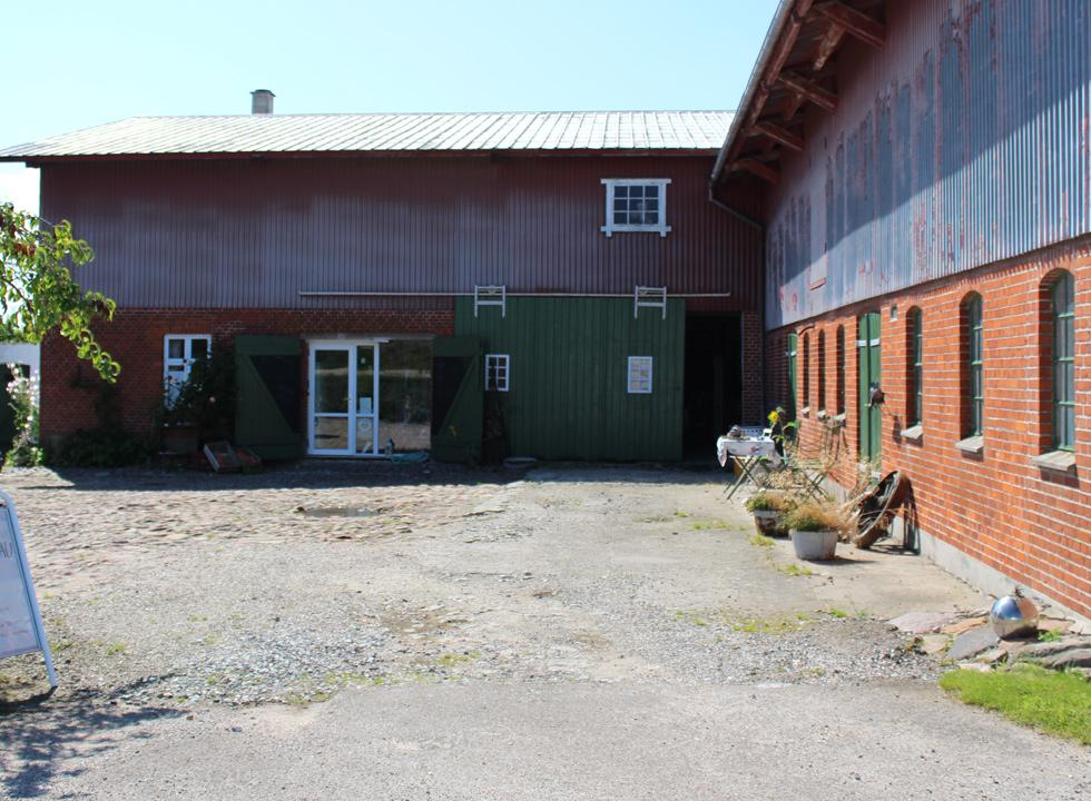A local cidery on the scenic island Fejø