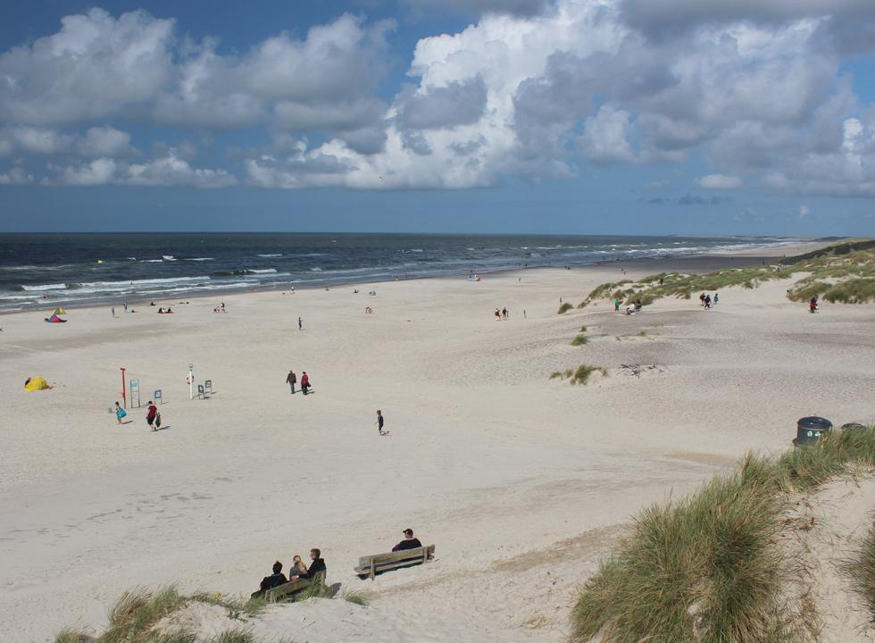 With a short, 16 km drive from Jegum you can enjoy a cosy day on the beach of Vejers Strand