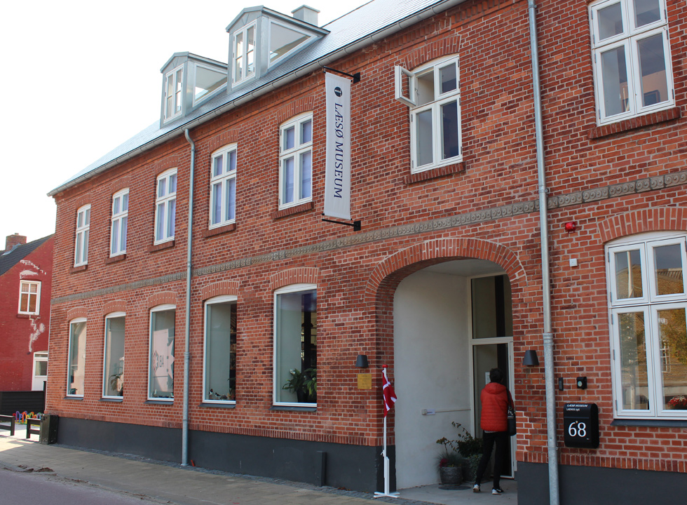 Læsø Museum opened in the main street of Byrum in the summer of 2017