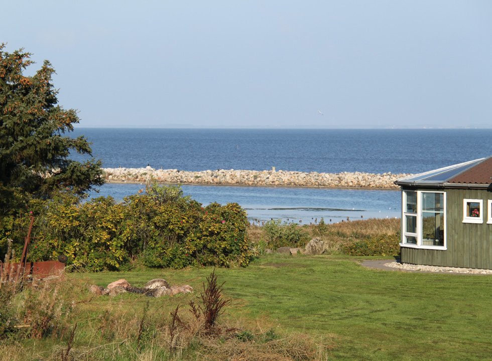 Well-situated holiday home by the shore in Lendrup