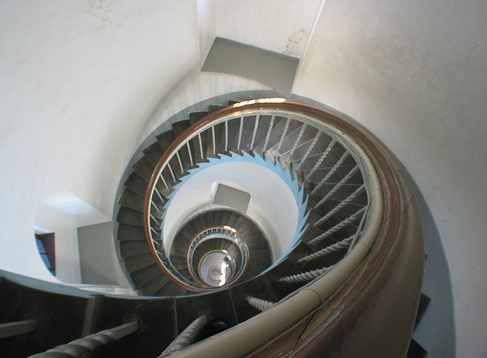 Climb the 228 steps to the balcony of the lighthouse, Lyngvig Fyr, and be rewarded with a fantastic view