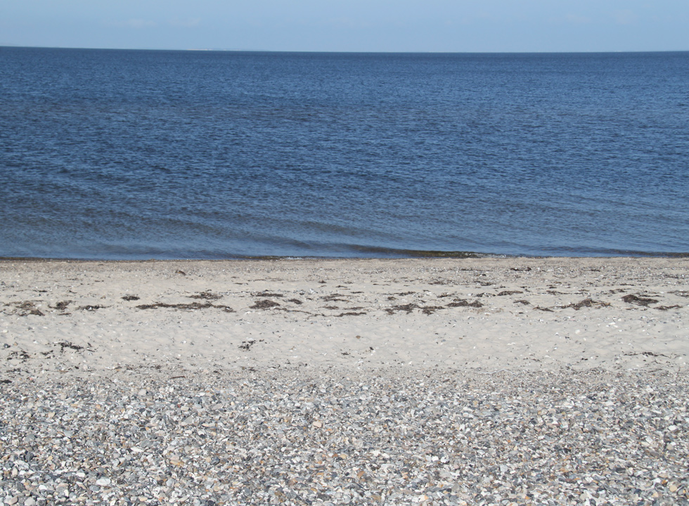 Enjoy the child-friendly sandy beach of Rønbjerg when you stay in a holiday home in the area