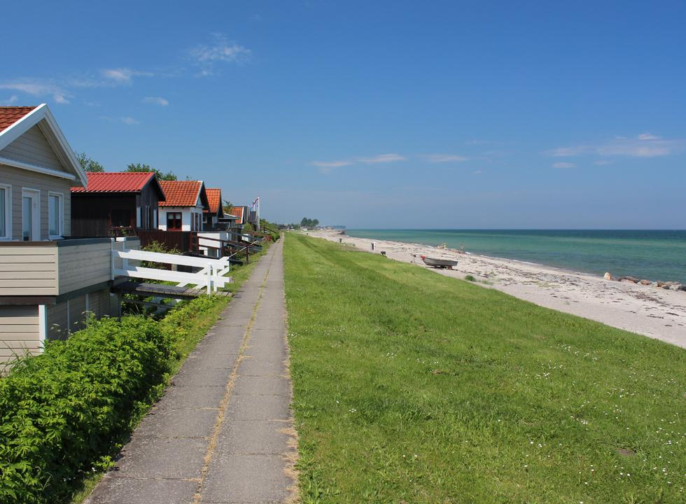 Well-situated holiday homes in the holiday area Tørresø