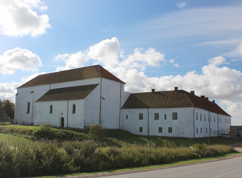 The former monastery Børglum Kloster offer more exhibitions, just a few kilometres from Vrensted