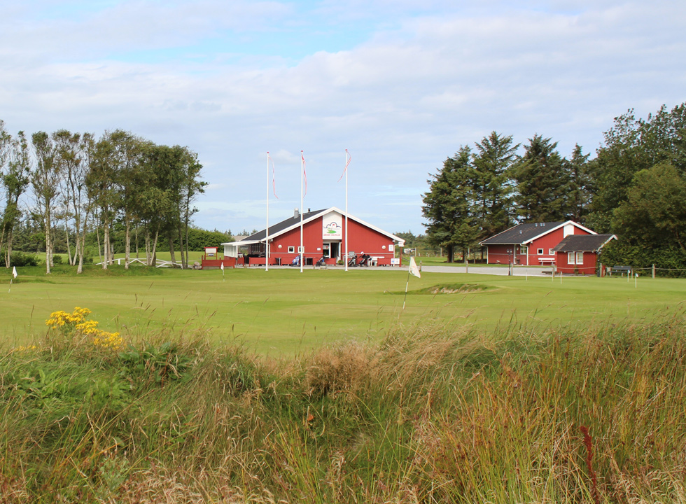Try out the scenic golf course with Løkken Golfklub, close to Vrensted