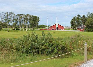 Near Vrensted you can play golf with Løkken Golfklub