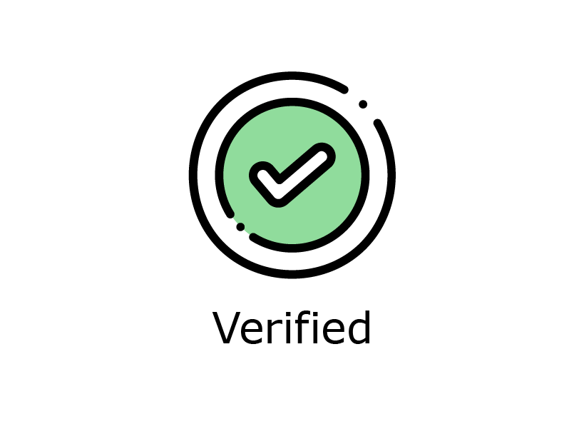 100% verified reviews