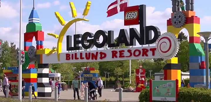 Holiday home close to LEGOLAND®