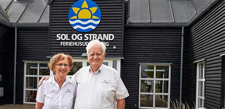 Sol og Strand Feriehusudlejning overdraget til fond