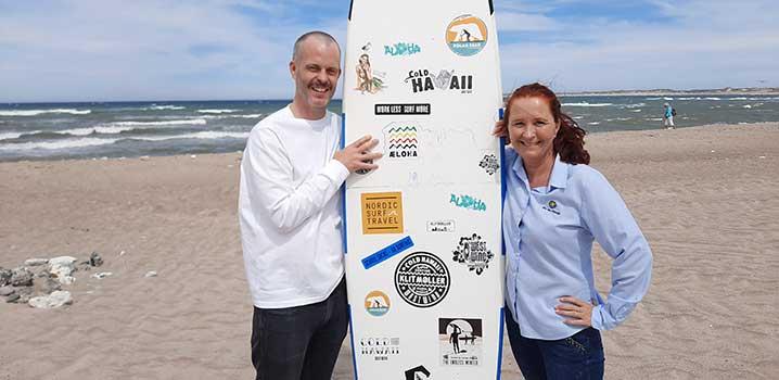 Sol og Strand støtter 63 lokale initiativer til glæde for feriegæster og fastboende.