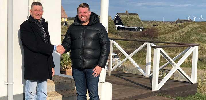 Lynggaard Sommerhusudlejning indgår samarbejde med Sol og Strand.
