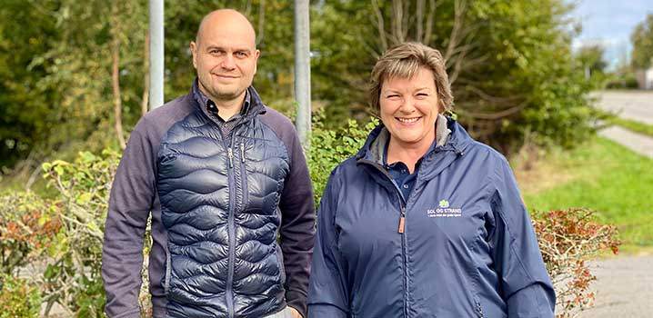 Sol og Strand støtter opførelsen af ny dagligvarebutik i Voerså.
