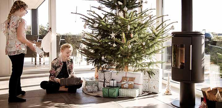Jul och nyår i Danmark